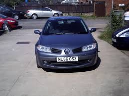 used renault megane 2006 for sale motors co uk
