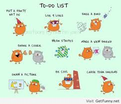 To Do List Meme - to do list 2014 resolution funny pictures funny quotes funny