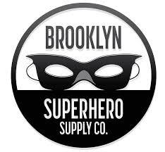 spirit halloween logo brooklyn superhero supply co