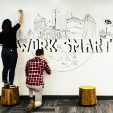 Ideapaint Writable Surfaces The Total Office