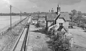 Buckden railway station