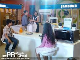 Happy Home Products The Pr Circuit Samsung Happy Home Roadshow Showcases Product Line