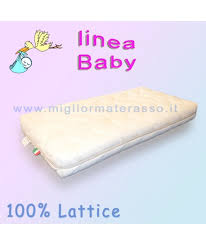 miglior materasso in lattice il miglior materasso per bambino il materasso in lattice antisoffoco