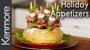 Easy Appetizers by Easy Appetizer Recipe Ideas For Your Holiday Party Kenmore Youtube