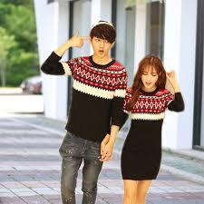 fancy casual clothes fancy knit sweater 2015 autumn winter brief one