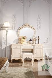 French White Bedroom Furniture by French Style Ha 913 Bedroom Furniture Wall Mounted Dressing Table