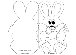 easter colouring pages cards archives free coloring