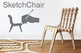 sketchchair diy furniture design ippinka