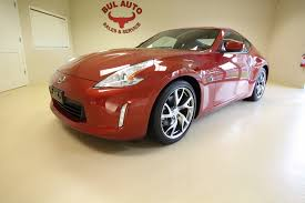 nissan 370z price used 2015 nissan z 370z coupe 6mt stock 17089 for sale near albany