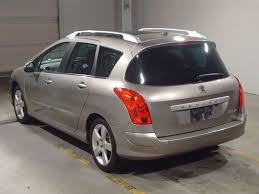 sell peugeot buy import peugeot peugeot 308 2010 to kenya from japan auction