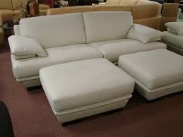 Leather Sofa Co by White Leather Sofa Divani Casa Roslyn Modern White Leather Sofa