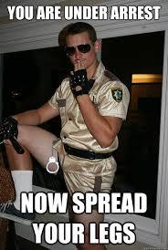 Sexy Legs Meme - sexy officer dan memes quickmeme