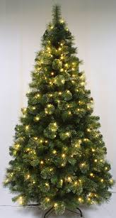 pre lit majestic dew pine tree 4ft to 10ft