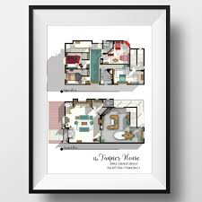 Little House Floor Plans by Full House Tv Show Floor Plan Fuller House Tv Show Layout The