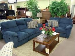 Blue Reclining Sofa by The Odessa Reclining Sofa And Loveseat Available In Hundreds Of