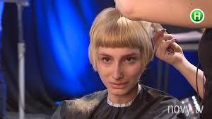 ultra short bob hair ukraine ntm 2016 makeover long to ultra short bob with bangs
