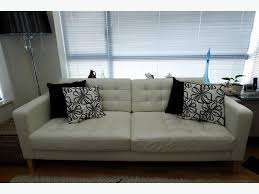 ikea karlstad leather sofa karlstad leather sofa white victoria city victoria