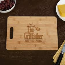 personlized cutting boards grillfather personalized cutting board