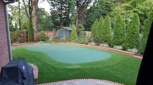 improve your short game with a maintenance free backyard east