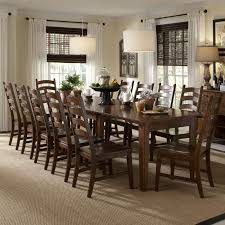 Best Long Farmhouse Dining Room Tables Images On Pinterest - Long dining room table