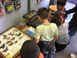 Illinois natural history survey traveling science center