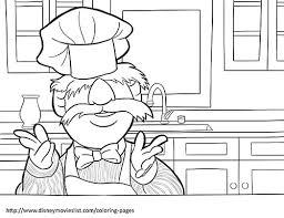 muppets coloring pages u2013 disdb u2013 disney blog