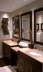 Master Bathroom Mirrors by Master Bathroom With Double Vanity And Makeup Counter I U0027ll Take