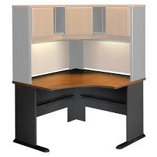 bush series a natural cherry 48 in corner desk wc57466
