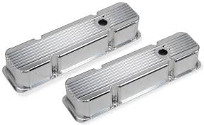 Sheet Metal Valve Covers by Timeless Muscle Magazine