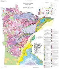 Montana State University Map by File Geologic Map Of Minnesota Bedrock Geology 2011 Pdf