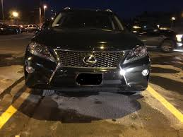 2013 lexus rx350 f sport grille clublexus lexus forum discussion