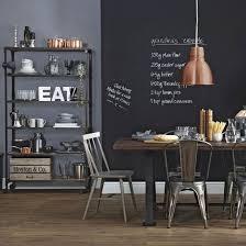 kitchen diner lighting ideas kitchen diner ideas for easy living blackboard paint