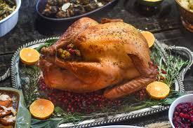 brined turkey the adventure bite