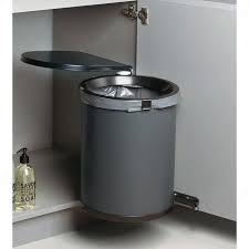poubelle cuisine pivotante poubelles pivotantes quincaillerie richelieu