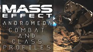 combat and class profiles in mass effect andromeda how you fight