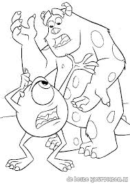 monsters boo coloring pages coloring pages
