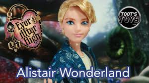 after high dolls where to buy after high alistair doll review