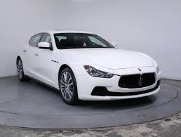 maserati ghibli key used 2015 maserati ghibli s q4 sedan for sale in miami fl 84501