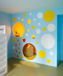 boys bedroom inspiring blue orange colorful kid bedroom