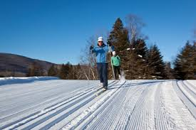 cross country skiing whiteface mountain