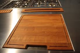 wood kitchen cabinets just one way to feature material