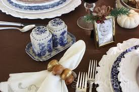 thanksgiving dinner plates dinnerware thanksgiving table and giveaway winner stonegable