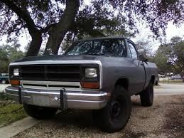 1986 dodge ram parts purchase used 86 dodge w150 power ram 4x4 in united