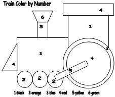 130 best dibujos con numeros images on pinterest color by