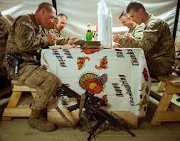thanks to those on the front lines thanksgiving in