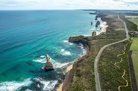 explore australia by map tourism australia