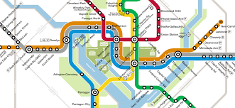 Wmata Map Metro by What Happens When A Major Metro System Unexpectedly Shuts Down Its