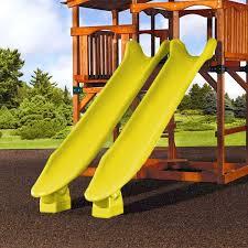 backyard discovery rocket slide totally swing sets