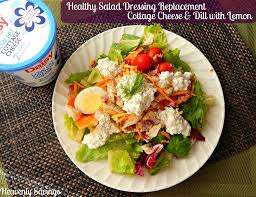 Cottage Cheese Recipes Healthy by Healthy Salad Dressing Replacement Recipe With Daisy Brand