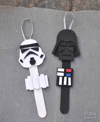 diy wars characters popsicle stick ornaments barone